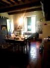 Küche in der Unterkunft in Bacio